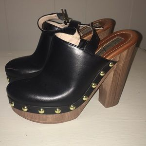 Fun and funky clogs